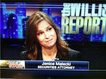 Ms. Malecki on Fox Business News